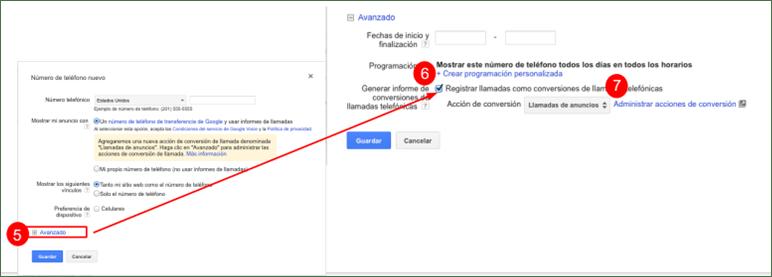 call-metrics-informes-configuracion