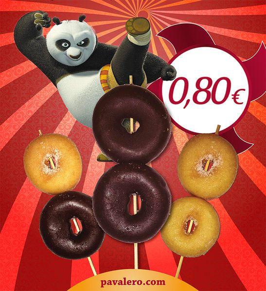 Pandas de Valero Forn Tradicional